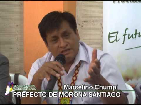 LA PREFECTURA INFORMA SOBRE ACUERDO LIMÍTROFE ENTRE  AZUAY, CAÑAR Y MORONA SANTIAGO