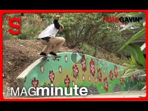 Mag Minute: Nate Gavin