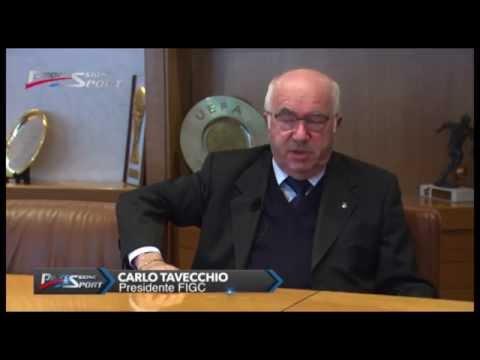 Intervista Carlo Tavecchio 15 gennaio 2015