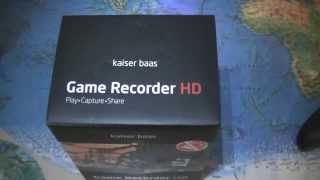 Kaiser Baas For Xbox ONE How To Set It Up