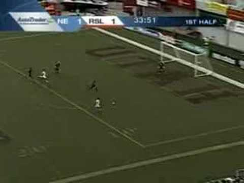06/21/08 New England Revolution vs Real Salt Lake Video