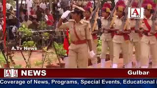 17th Sep Celebrations at Gulbarga A.Tv News 17-9-2017