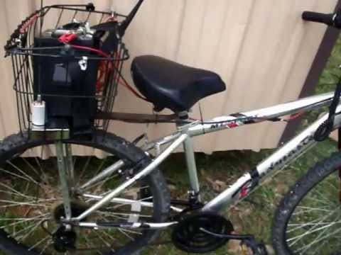 BICYCLE MOBILE SETUP