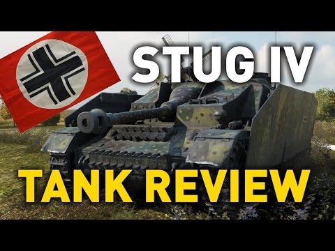 World of Tanks    StuG IV - Tank Review
