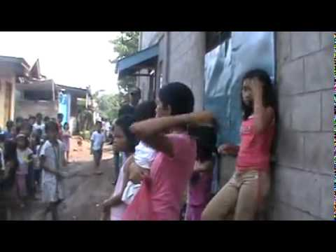 PARAC caloocan chapter Feeding prog.Jimilina bagumbong caloocan city june 20_ 2010 [HQ].mp4