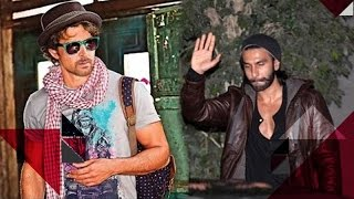 All Work And No Play For Hrithik Roshan |  Ranveer Singh Almost Punched His Fan