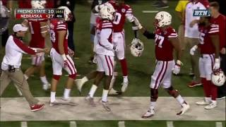 Alonzo Moore 57-Yard Touchdown vs. Fresno State