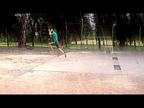 Técnica Salto Triple