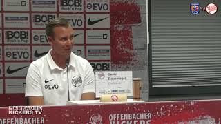 PK vor Stadtallendorf vs OFC