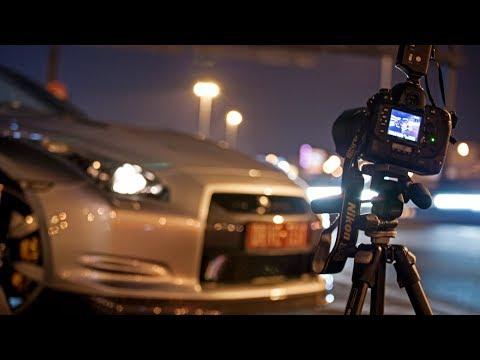 Обзор Nissan GT-R, часть 2