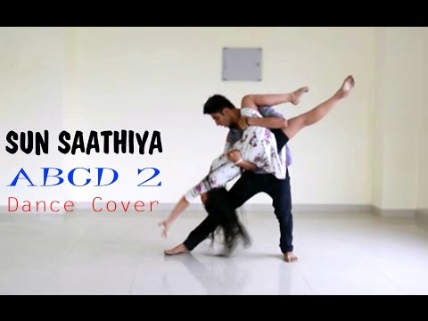 ABCD2-Sun Saathiya   Tejasman Talukdar & Arpita Dutta   Dance Cover