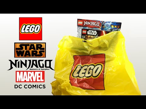 Mystery LEGO Haul! Spring 2016 LEGO Store Shopping!