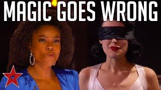 Magic MENTALIST Performance Goes WRONG On America's Got Talent 2019! | Got Talent Global