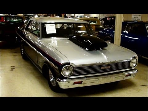 1965 Chevy II Nova Drag Car 800HP 540 Big-block