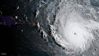 VTC14 | Siêu bão Irma mạnh nhất trên Đại Tây Dương đang hướng về Mỹ