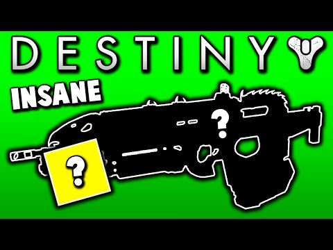 Destiny THIS PULSE RIFLE IS CRAZY GOOD! (Destiny Amazing PULSE RIFLE)