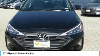 2019 Hyundai Elantra Garden Grove CA 19G85849
