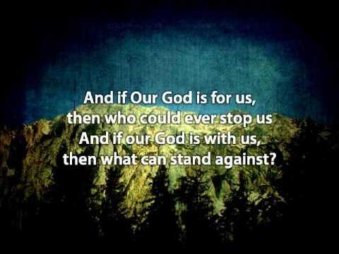 Our God - Chris Tomlin (with lyrics)