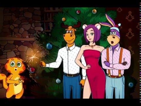 Новогоднее поздравление от Палаты №6