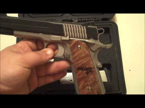 Sig Sauer 1911 STX 45ACP