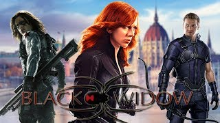 Black Widow Movie Trailer Concept - Scarlett Johansson, Jeremy Renner (Fan Trailer)