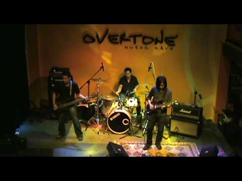 Guitar Idol 2009 Winner - Jack Thammarat Band - On The Way live @ Overtone Bangkok