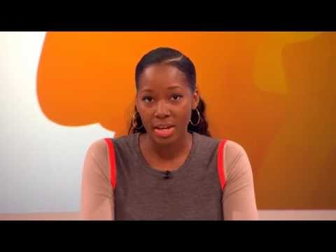 #YouAreNotAlone - Jamelia speaks out about domestic violence on Loose Women
