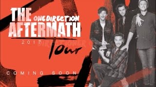 The One Direction Aftermath Tour - Teaser