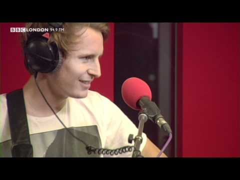 Ben Howard - Old Pine (Live on the Sunday Night Sessions on BBC London 94.9)