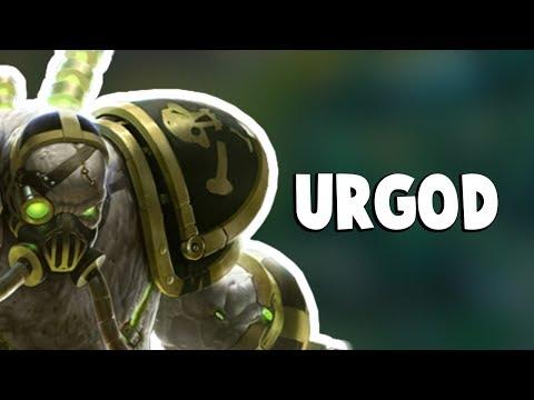 Download Lagu When Urgot Turns Urgod at Worlds... | Funny LoL Series #180 MP3 Free
