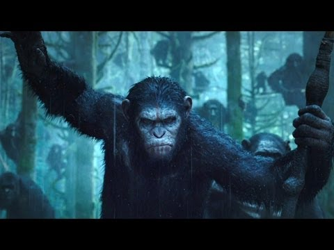 Dawn of the Planet of the Apes - Trailer F