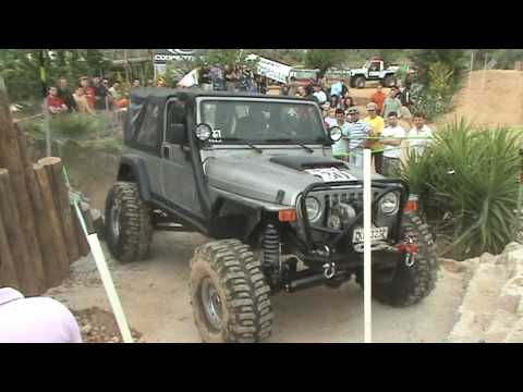 Jeep Wrangler Gangster Trial Attart Video