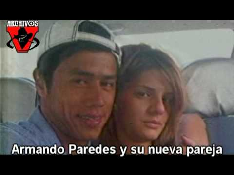 Armando Paredes y su nueva pareja.mpg