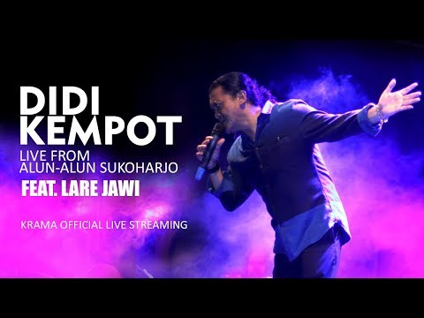 LIVE DIDI KEMPOT FROM INDONESIA - KRAMA OFFICIAL