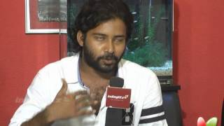 Attakathi - Dinesh,Sofia & Shalini Interact On 'Attakathi'