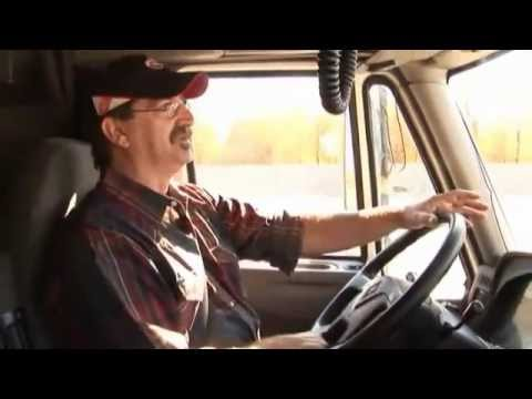 0 Truck Driver Lifestyle on the Road   Becoming a Truck Driver Pt 3/4