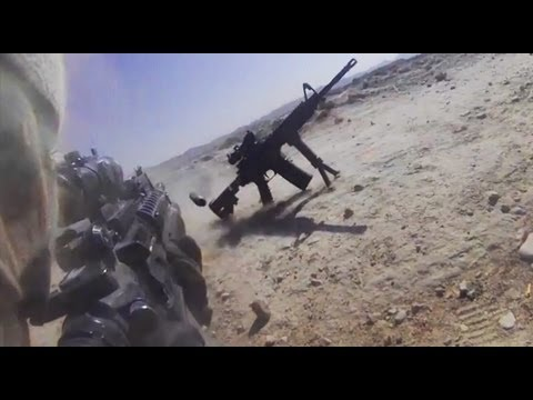 Taliban Ambush EOD With A Near Miss