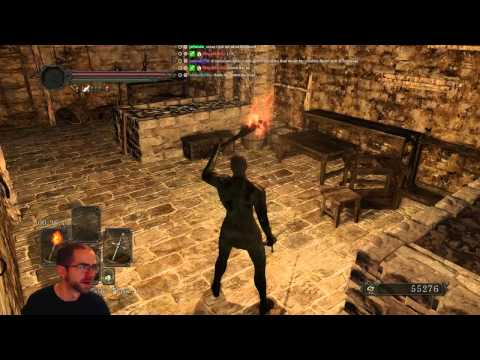 Dark Souls 2 - Olympic Torch Run video