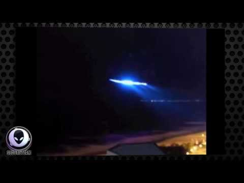 ALIEN CRAFT CAPTURED OVER GOLD COAST - 1/12/2014 - MAJOR UFO SIGHTING