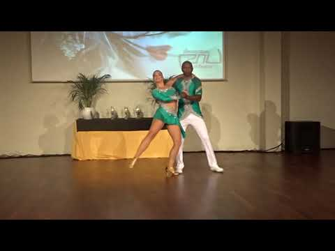 ZNL2018 Natasha & Gilson in performance ~ Zouk Soul
