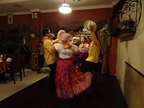 POLKA MONTUBIA Danzas Folclóricas Ecuador