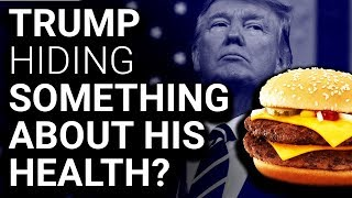Doctor: White House Hiding Truth About Trump's Health