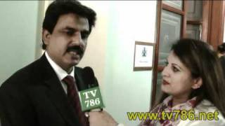 Interview of SHAHBAZ BHATTI FEDERAL MINISTER FOR MINORITIES