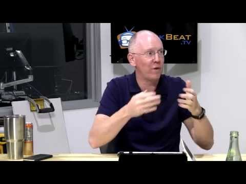 GeekBeat Live - August 14 - What is the Alphabet ?