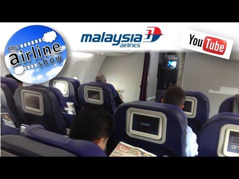 Malaysia Airlines - Business Class - Hanoi (HAN) to Kuala Lumper (KUL) - B737-800