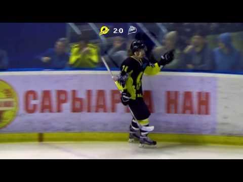 Обзор шестого матча Темиртау - Номад
