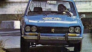 Peugeot 504 - La Historia
