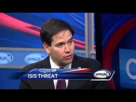 CloseUP: Marco Rubio says he's 'ready' to be president
