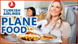 Plane food on board International ✈ Turkish Airlines 11 ✈ Travelling with a toddler