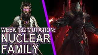 Starcraft II: Nuclear Family [NEW INFESTORS!]